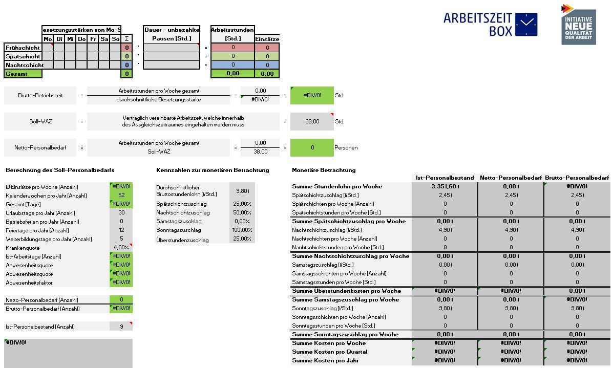 Personalbedarf Berechnen : personalbedarfsplanung arbeitszeitbox ~ Themetempest.com Abrechnung